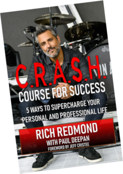 Rich Redmond - Crash Course for Success Book