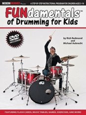 FUNDamentals of Drumming for Kids - By Rich Redmond