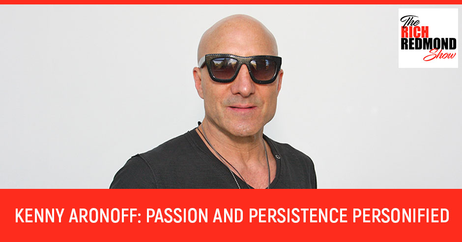 RRS 100 | Passion And Persistence