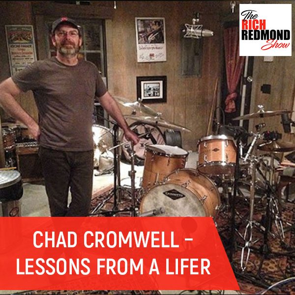RRS 126 Chad Cromwell | Lessons From A Lifer